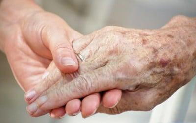 Handmassage bij dementie